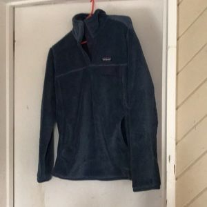 Patagonia retool in a blue